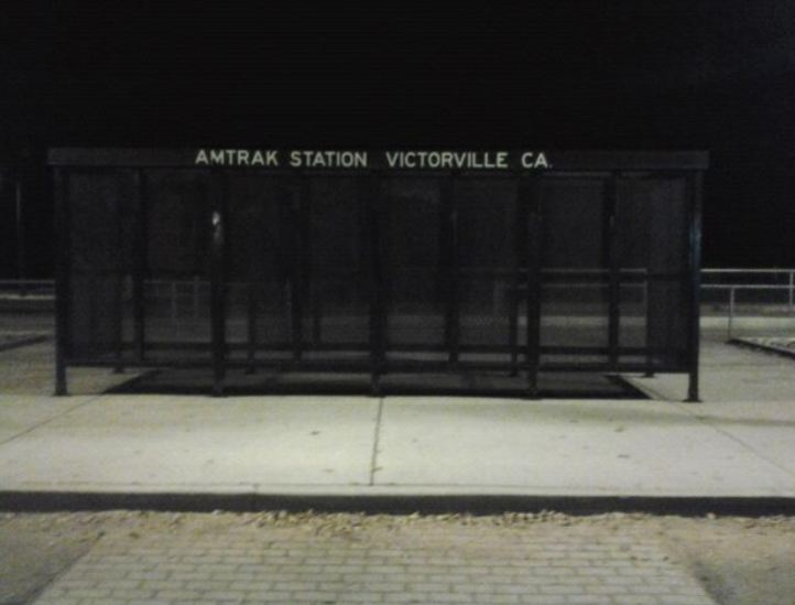 VictorvilleTrain Station