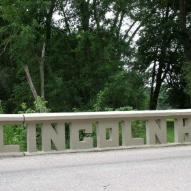 lincoln hwy bridge
