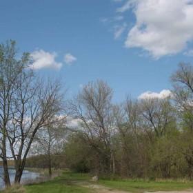 4-20-2015 Bourbon Lake Kansas